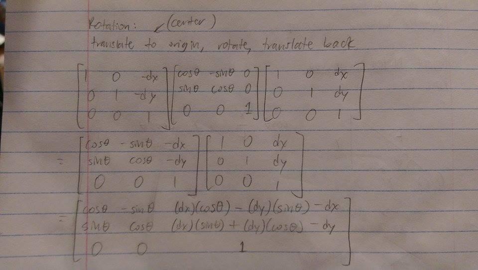 Bresenham Line Drawing Algorithm Solved Problems : Rasterizester owen jow